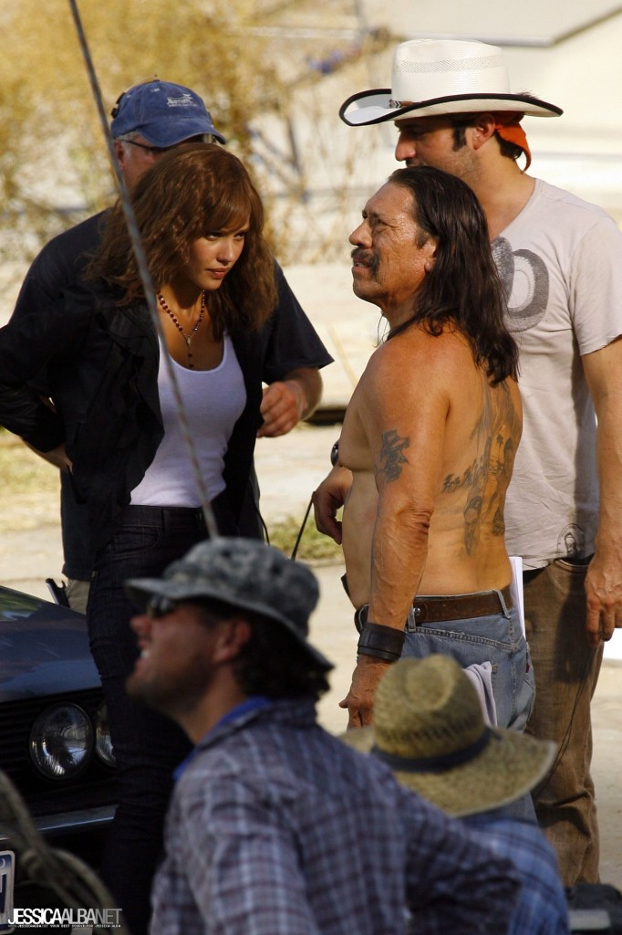 Jessica Alba In Machete Pics. that#39;s Jessica Alba,