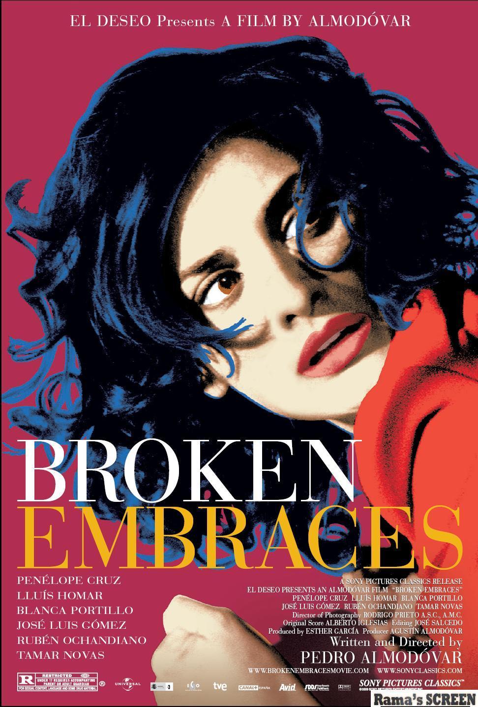 broken embraces 2009 movie