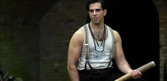 eli roth inglourious basterds. If only I could interview Eli