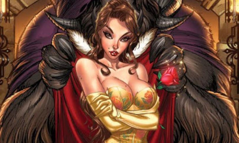 hottest disney princess