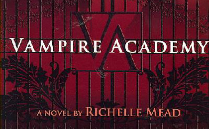 Oglaševanje Vampire-Academies