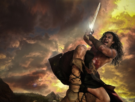 conan the barbarian 3d. you wanna have a 3D movie,