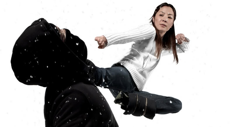 Michelle Yeoh Fight One day