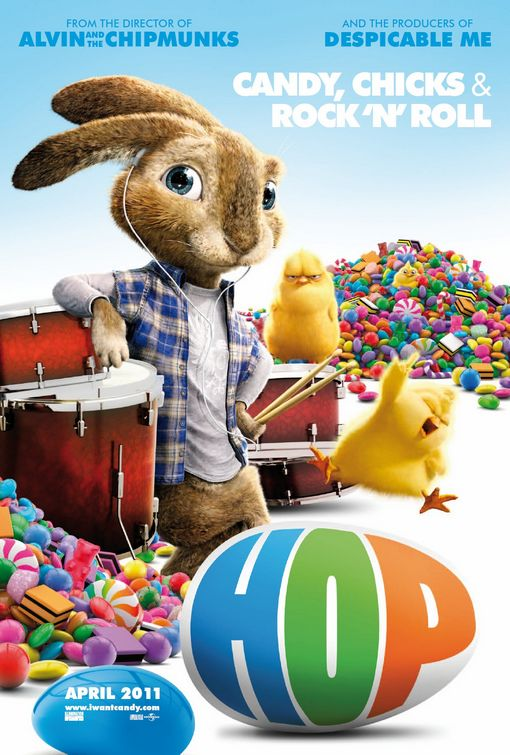 Hop (2011) DVDrip XviD [Hot]