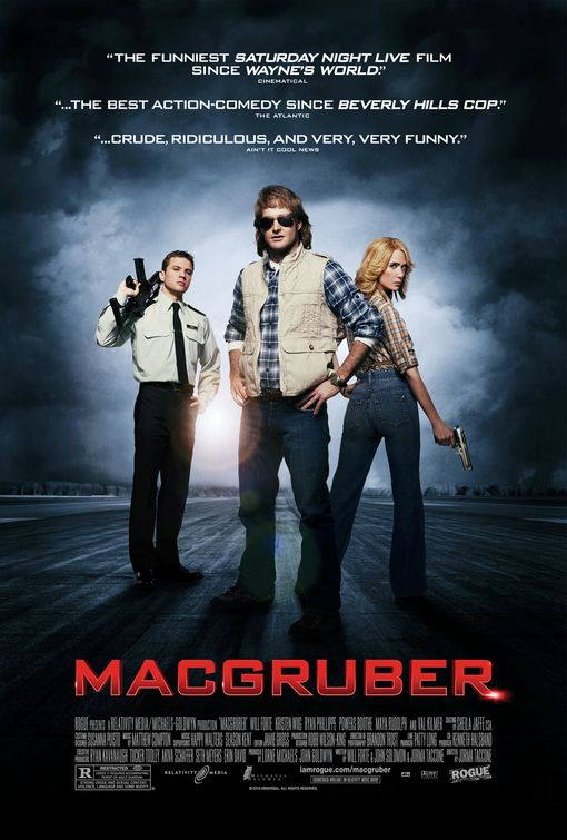 MacGruber movies in Canada