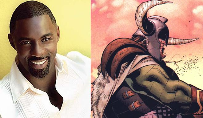 idris elba thor. El actor Idris Elba ha