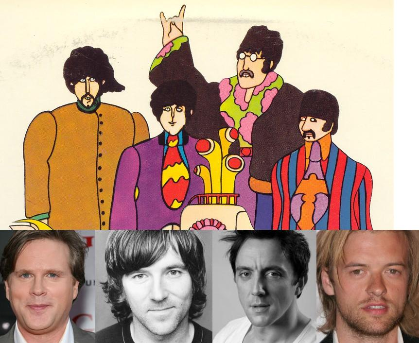 Yellow Submarine Movie Trailer Yellow Submarine 2012 Film Trailer
