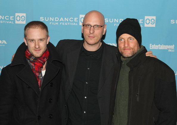 Ben Foster, Owen Moverman, Woody Harrelson