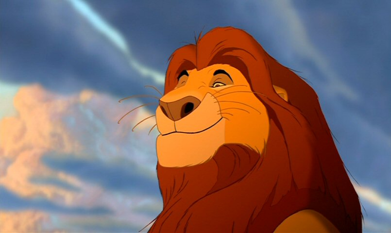 THE LION KING, is coming back in 3D. Well, don't get too excited because
