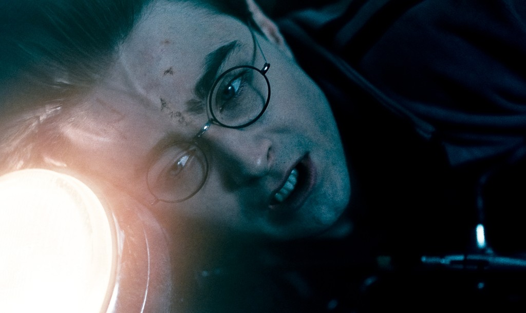 ... POTTER AND THE DEATHLY HALLOWS: PART 1 Leaks Online! | Ramas Screen