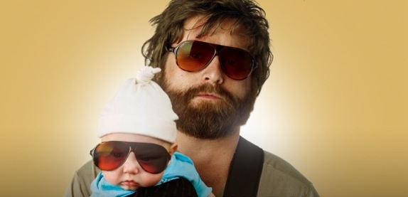 zach galifianakis hangover pictures. Via EOnline, Zach Galifianakis