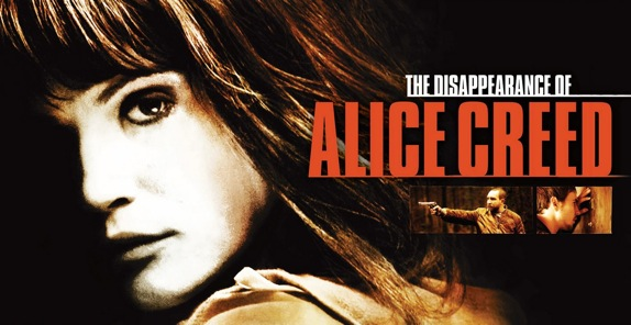 ALICE CREED DVD Giveaway