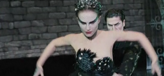 BLACK SWAN Clip: Watch Natalie Portman Dancing